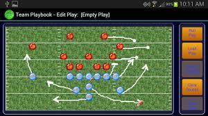Best Flag Football Plays Football Team Playbook Android Apps On Google Play