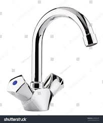 Kitchen Tap Faucet Mixer Cold Water Modern Faucet Stock Photo 530538769