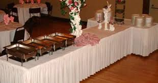 buffet table setup 1000 ideas about buffet table settings on