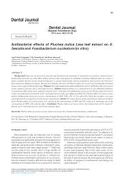 id e canap ap ro antibacterial effects of pluchea indica pdf available