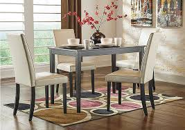 Dining Room Tables For 4 D N Furniture Scranton Pa Kimonte Rectangular Dining Table W 4