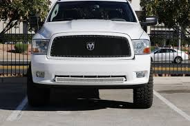 Led Light Bar Truck Install Ijdmtoy Dodge Ram 1500 Express Led Light Bar 7 Steps