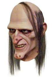 creepy mask creepy comics creepy mask