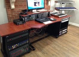 studio rack desk studio trends 46 desk desk and cabinet decoration