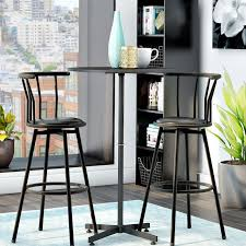 round bistro table set great round bistro table and chairs with round pub tables bistro