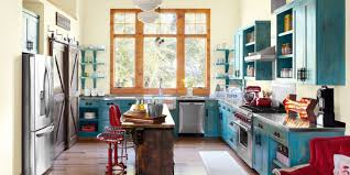 Interior Design Of Kitchen Room 10 Ways To Add Colorful Vintage Style To Your Kitchen Junk