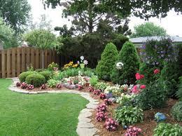 Simple Backyard Garden Design Ideas Entry Is Part Of  In The - Backyard garden design