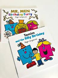 53 best mr men birthday party images on pinterest men birthday
