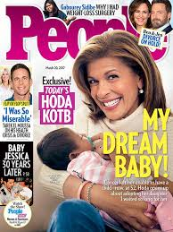 what does hoda kotb use on her hair hoda kotb recalls her longtime dream to become a mother after