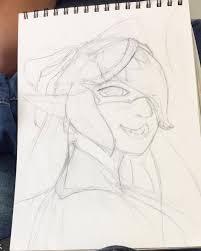 callie splatoon rough sketch u2014 weasyl