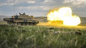 modern military vehicles 10 of the biggest baddest and barmiest british military vehicles