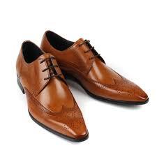 Men S Office Colors Aliexpress Com Buy Men Genuine Leather Bullock Shoes Lace Up For