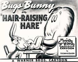 hair raising hare
