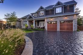 oakville cobblestone driveways shademaster landscaping