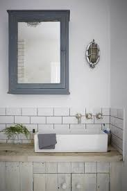 large subway tile shower love the pebble glass waterfall vertical