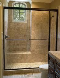 bathroom glass shower ideas bathroom showers without glass doorless shower enclosures walk