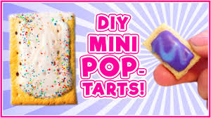 halloween pop tarts diy mini pop tarts w bananajamana youtube