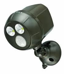 mr beams security lights mr beams mb390 300 lumen weatherproof wireless battery powered led
