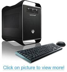 black friday gaming desktop cybertronpc quattro gm3142a gaming desktop black cybertronpc