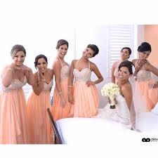 wedding dresses for of honor 2016 bridesmaid dresses chiffon beaded sequined floor