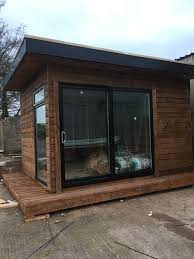 Garden Shed Office Top Quality Garden Rooms Pods Delivered And Set Up Garden Shed