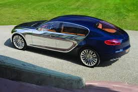 bugatti ettore concept bugatti 16c galibier sporty sedan concept with 16 cylinder engine