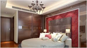 pop bedroom ceiling and wall design home combo