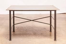 Modern Industrial Desk by Modern Work Tables The Media News Room