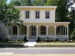 alluring house design with interesting exterior paint colors white