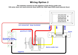 ammeter selector switch wiring diagram explanation with panel