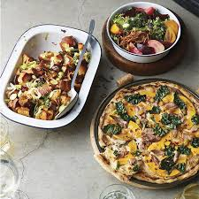 some fresh alternatives to the traditional thanksgiving feast
