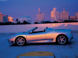 purple ferrari ferrari 360 spider 2001 picture 6 of 23