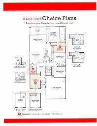 beazer floor plans beazer homes floor plans new floor plan home house floor plans