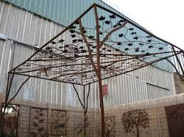 Wrought Iron Pergola by 200 Best Pergola Images On Pinterest Architecture Gardens And