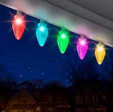 accessories outdoor starburst lights clear