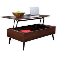 elliot wood lift top storage coffee table christopher knight