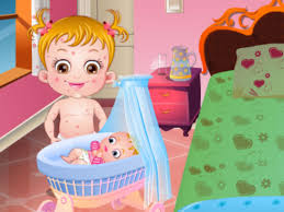 Baby Hazel Room Games - baby hazel skin trouble fun baby games com