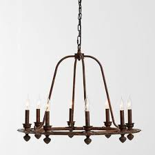Iron Ring Chandelier 11 Best Wrought Iron Chandeliers In 2018 Iron Chandeliers And