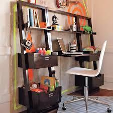 Bookcase Desk Diy Leaning Bookcase For Desk Roselawnlutheran