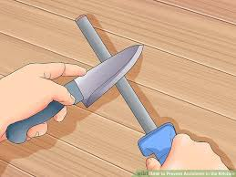 3 ways to prevent accidents in the kitchen wikihow