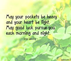 st patricks day quotes and cool st day quotes on blessing st