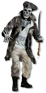 skeleton costume pirate captain skeleton costume pirate costume buy