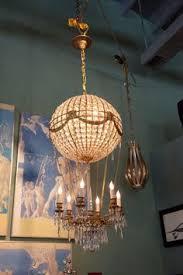 air balloon ceiling light crystal air balloon chandelier for sale antiques com