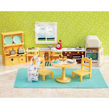 Calico Critters Play Table by Pretend Play