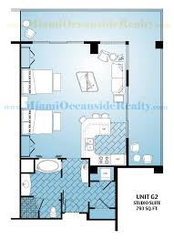 Sorrento Floor Plan Fontainebleau Iii Sorrento Floor Plan Unit G2 Miami Beach Mls