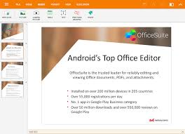 officesuite pro pdf android apps on google play
