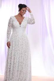download long sleeve plus size wedding dress wedding corners
