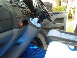 Van Seat Upholstery Vw T5 Front Seats And Rock And Roll Upholstery Vdub Trimshop