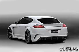 porsche panamera bodykit misha designs panamera kit to be unveiled at sema
