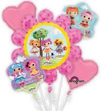lalaloopsy party supplies lalaloopsy happy birthday party favor supplies 5ct foil balloon
